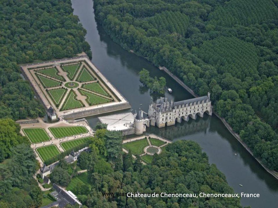 www.vitanoblepowerpoints.net Chateau de Chenonceau, Chenonceaux, France