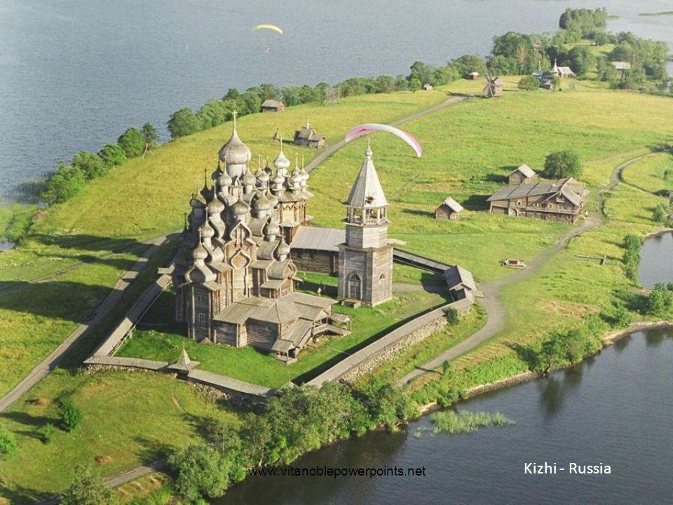 www.vitanoblepowerpoints.net Kizhi - Russia
