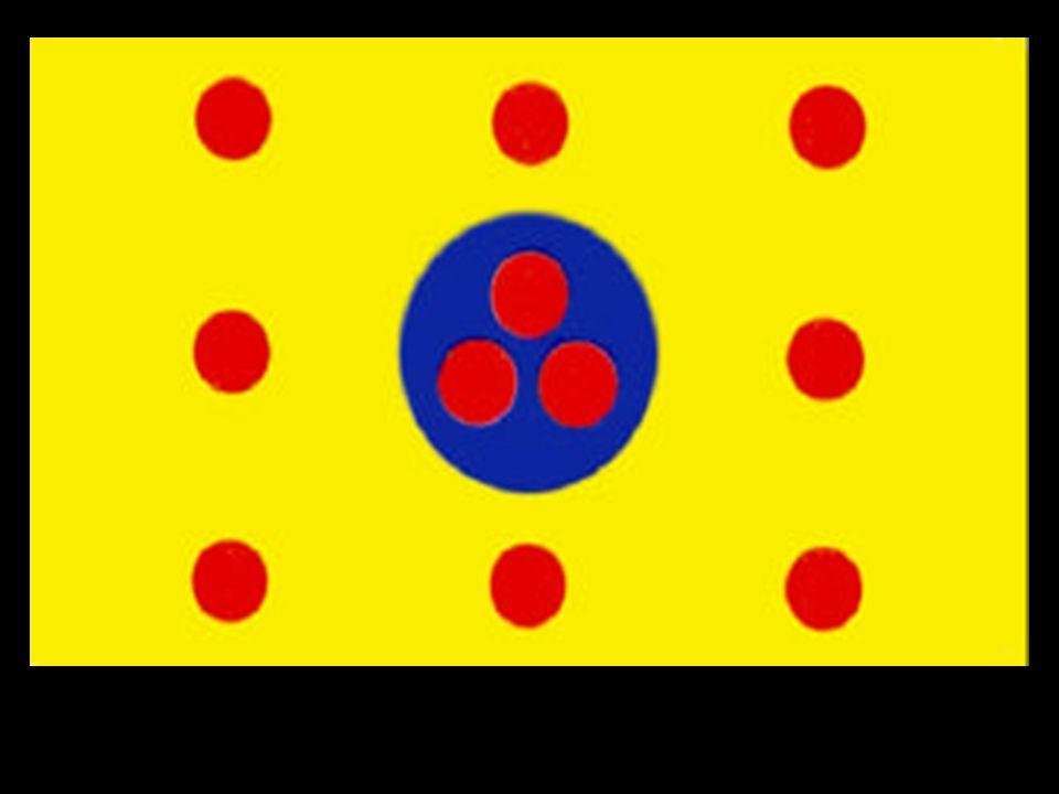 El Azul es el principio masculino, incisivo y espiritual; el amarillo es el principio femenino, suave, alegre y sensual; el rojo lo material, brutal y pesado, el color al que los otros dos colores siempre deben resistirse y al que deben superar.
