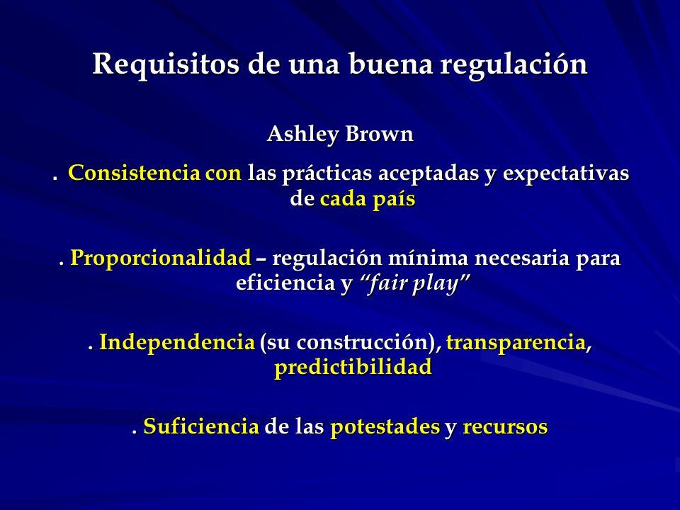 Temas en debate.Regulación y privatización. Alzada y revisión de las decisiones regulatorias.