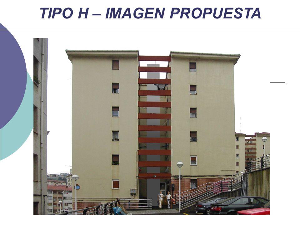 TIPO T – ESTADO ACTUAL Urbanismo y Medio Ambiente