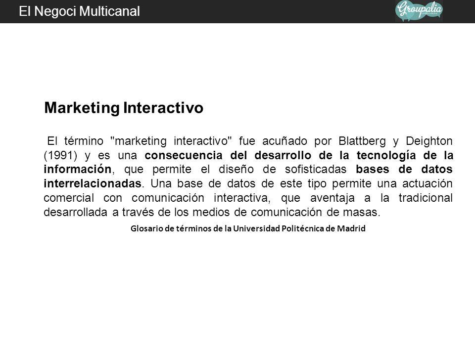 El Negoci Multicanal Email and Social Media