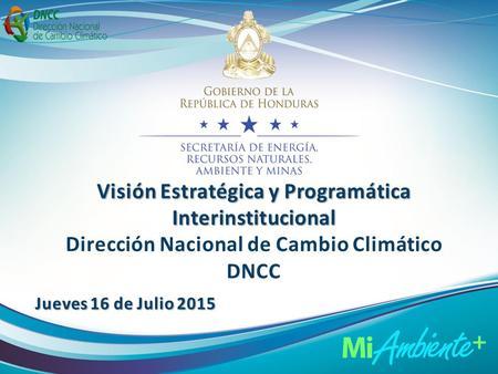 Oficina nacional de cambio clim tico y estrategia nacional de cambio clim tico ii taller - Oficina espanola de cambio climatico ...