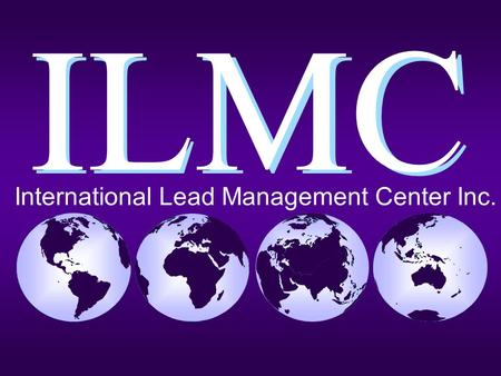 ILMC ILMC International Lead Management Center Inc.