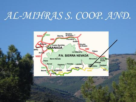 Introducción AL-MIHRAS S. COOP. AND..