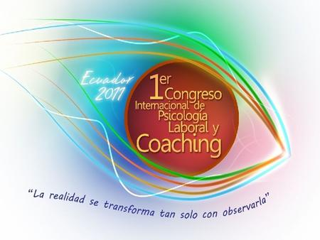Richard Olvera COACH COACHING PARA OPTIMIZAR LA GESTION Y LA ADMINISTRACION DEL TIEMPO.