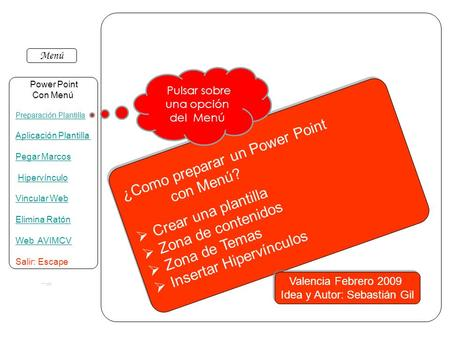 ¿Como preparar un Power Point