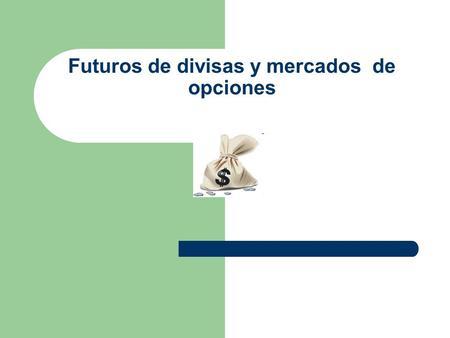 mercado de opciones financieras en colombia