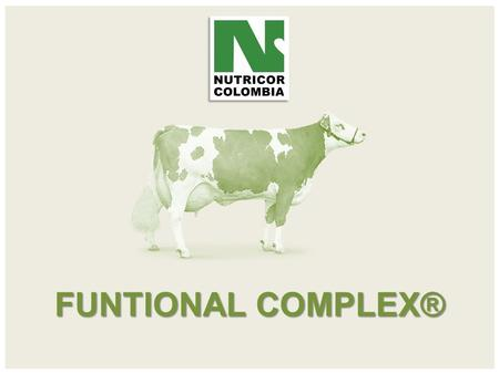 FUNTIONAL COMPLEX®.