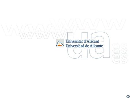 Página web para los estudiantes internacionales: Website for international students:  acogidos.html.