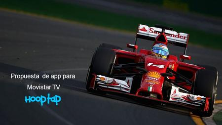 Propuesta de app para Movistar TV. 1.PRODUCT 2.INCLUDED FEATURES:  Carousel  Login/Registration  Welcome Email  Menu  Instructions  Profile  Points.