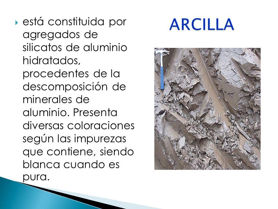 Se pueden establecer dos tipos básicos de cementos: origen arcilloso: obtenidos a partir de arcilla y piedra caliza en proporción 1 a 4 aproximadamente origen porcelanico: la porcelana del cemento puede ser de origen orgánico o volcánico.