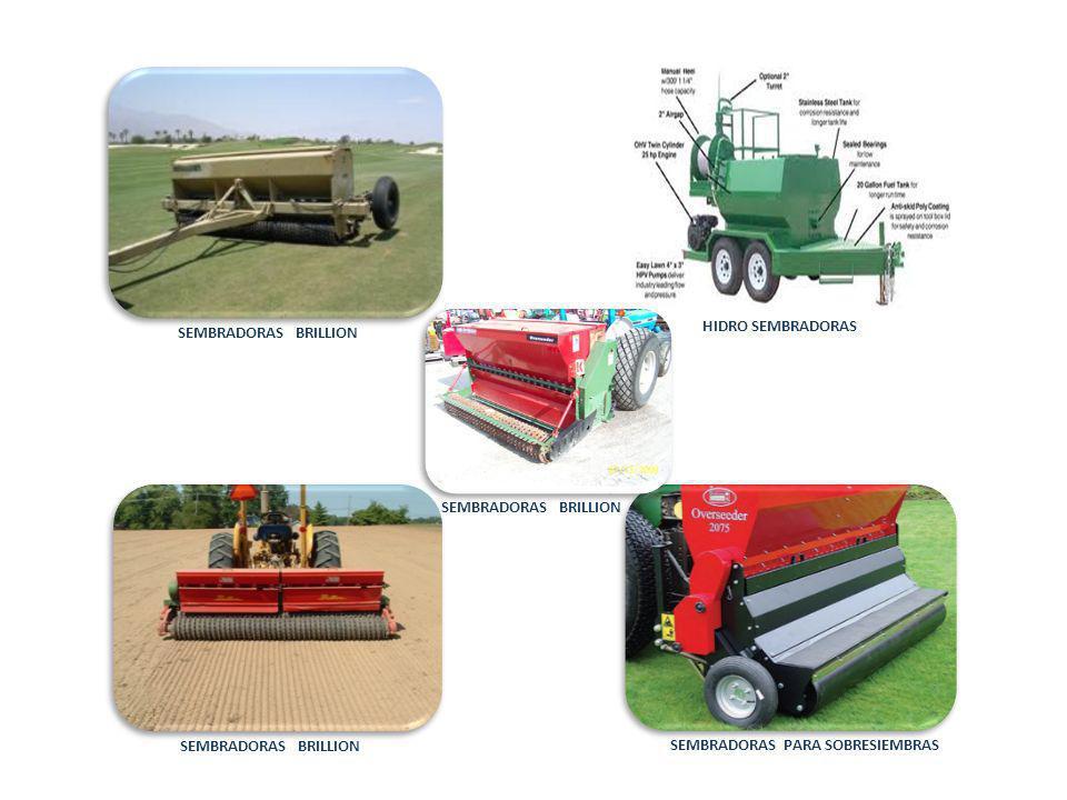 SEMBRADORAS SLIT Sembradoras Slit se puede utilizar eficazmente para colocar la semilla en contacto con el suelo sin tener que retirar cantidades excesivas de paja de la cama de siembra.