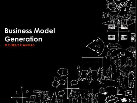 Business Model Generation MODELO CANVAS. Alex Osterwalder Un modelo de negocios describe los fundamentos de cómo una organización crea, desarrolla y captura.
