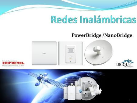 PowerBridge /NanoBridge
