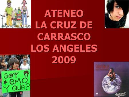 ATENEO LA CRUZ DE CARRASCO LOS ANGELES 2009