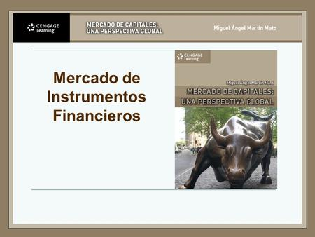 Mercado de Instrumentos Financieros