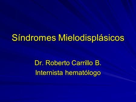Medula osea hematopoyesis ppt