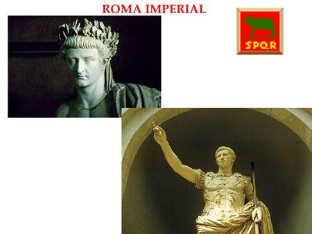 ROMA IMPERIAL.