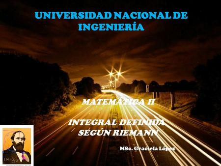 UNIVERSIDAD NACIONAL DE INGENIERÍA