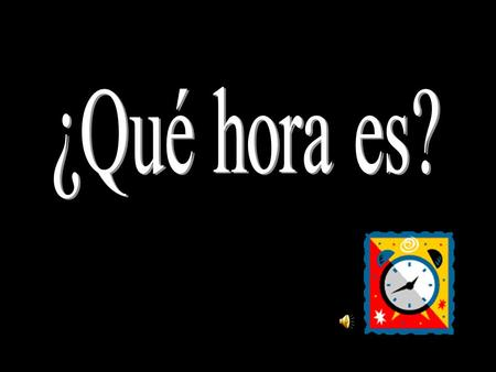 Which verb is used? To tell the time in Spanish, you should use ¨ Ser ¨verb Third person singular or plural conjugation is used, depends on what time.
