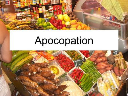 Apocopation. Several adjectives have a shortened form in the masculine singular –buenoun buen chico –maloun mal chico –primeroel primer señor –terceroel.