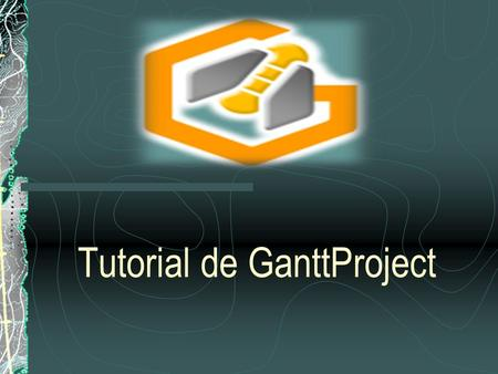 Tutorial de GanttProject