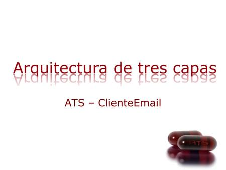 ATS – ClienteEmail.