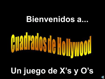 Cuadrados de Hollywood