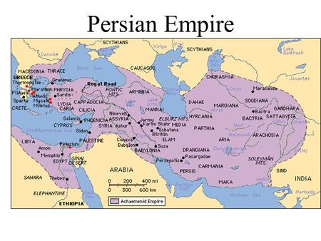 Persian Empire.