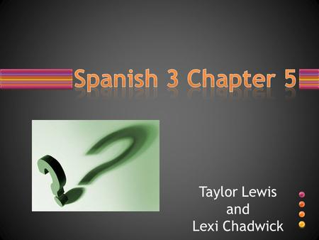 Taylor Lewis and Lexi Chadwick. TRUE or FALSE? José Gálvez es un cantante.