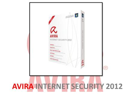 AVIRA INTERNET SECURITY 2012. INTRODUCCIÓN Avira Premium Security Suite es el arsenal de defensa que necesitas. Avira Premium Security Suite no sólo despliega.