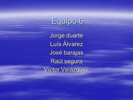 Duarte lu 237 s 193 lvarez jos 233 barajas ra 250 l segura v 237 ctor vel 225 zquez