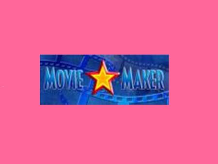 Microsoft Movie Maker es una aplicación que se proporciona con el sistema operativo Windows XP Home Edition o Windows XP ProfessionalMicrosoft Movie Maker.