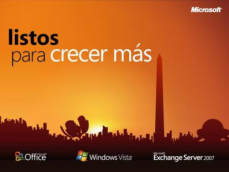 Resumen del día. Windows Vista Windows Deployment Services Implementación Simplificada para Windows Vista y Office 2007 Business Desktop Deployment (BDD)