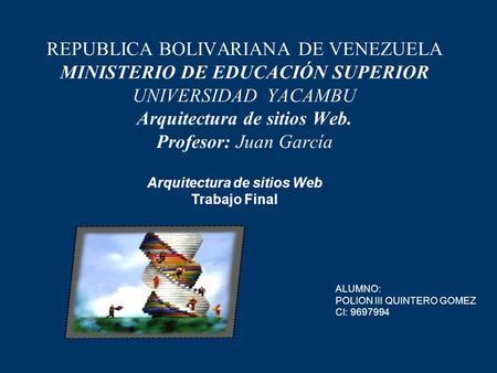 Arquitectura de sitios web arquitectura de sitios web for Arquitectura sitio web