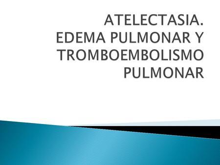 Trombosis y embarazo ppt