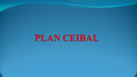 PLAN CEIBAL.