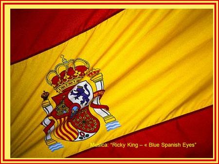 "Musica: ""Ricky King – « Blue Spanish Eyes"" Monasterio del Escorial, Madrid."