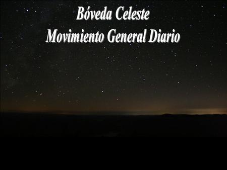 Movimiento General Diario