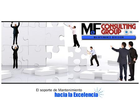 Gestión de Mantenimiento 1 M&F Consulting Group 2 SIM 3 Indice Final 4.