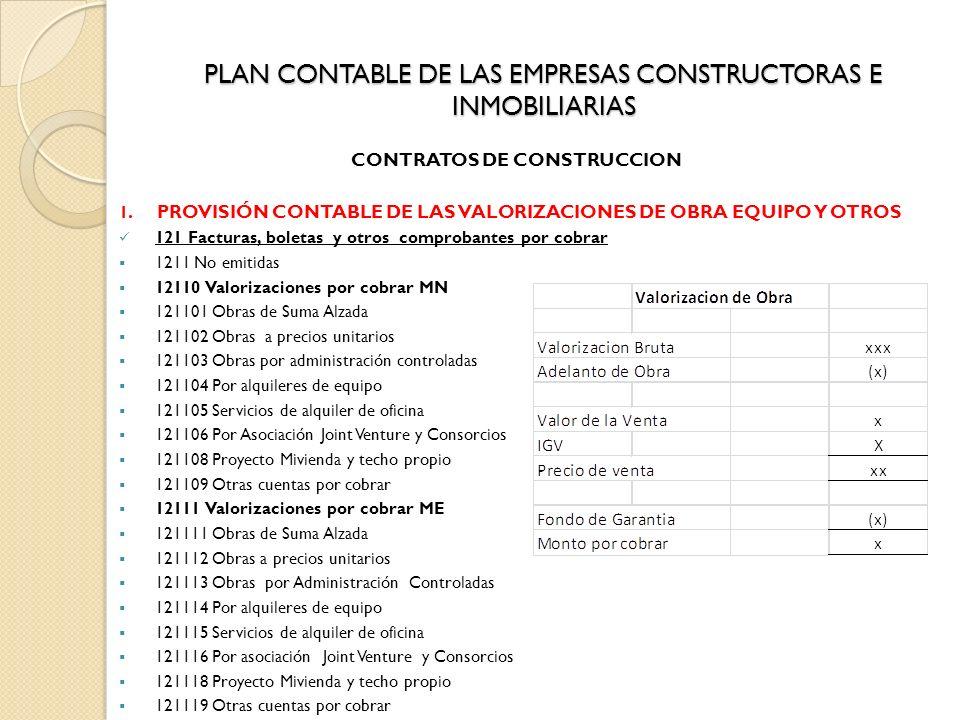 CONTRATOS DE CONSTRUCCION 2.