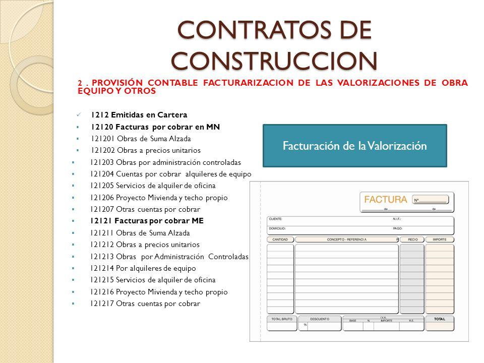 CONTRATOS DE CONSTRUCCION 3.