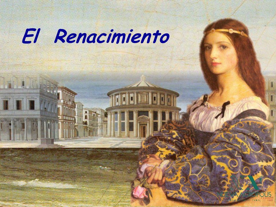El Renacimiento es uno de los grandes momentos de la historia universal que marcó el paso del mundo Medieval al mundo Moderno.
