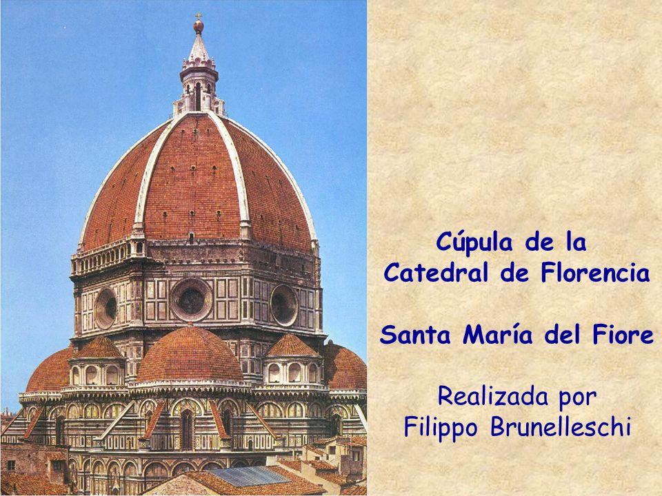 Detalle de la Cúpula de la Catedral de Florencia