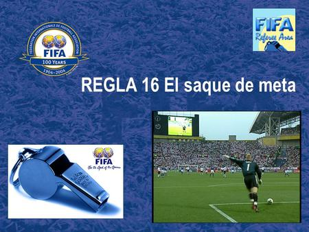 Regla 11 el fuera de juego un jugador estar en posici n for Regla de fuera de juego en futbol
