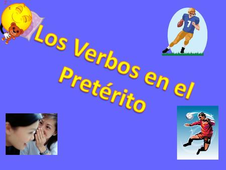  In Spanish, the preterite form is used to express actions that have already happened.  In other words, preterite simply means past tense.
