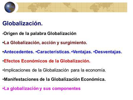 Globalizaci n y desarrollo j venes consagrados con los for Significado de la palabra contemporaneo