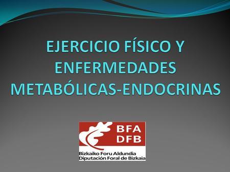 Actividad fisica y diabetes ppt descargar for Ejercicio fisico