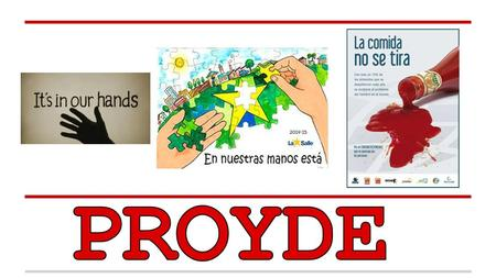 PROYDE.